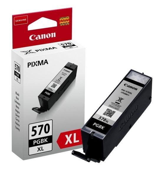 Canon tinta PGI-570BK XL, crna