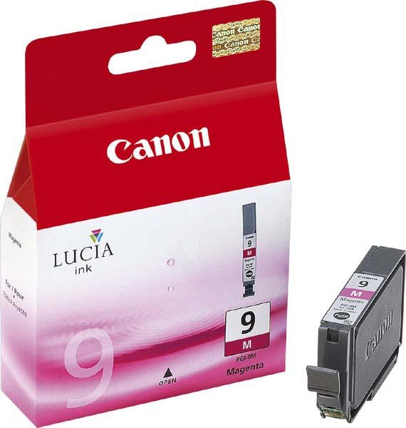 Canon tinta PGI-9M, magenta