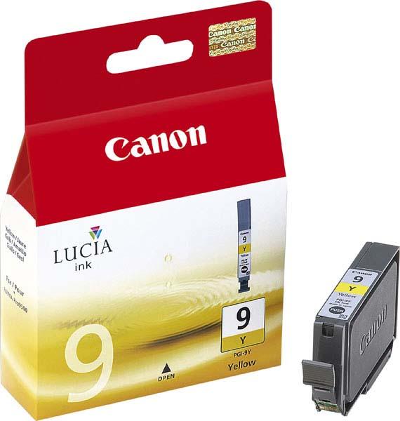 Canon tinta PGI-9Y, žuta