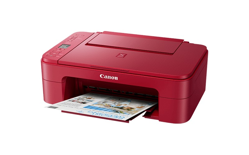 Canon Pixma TS3352 - Crveni