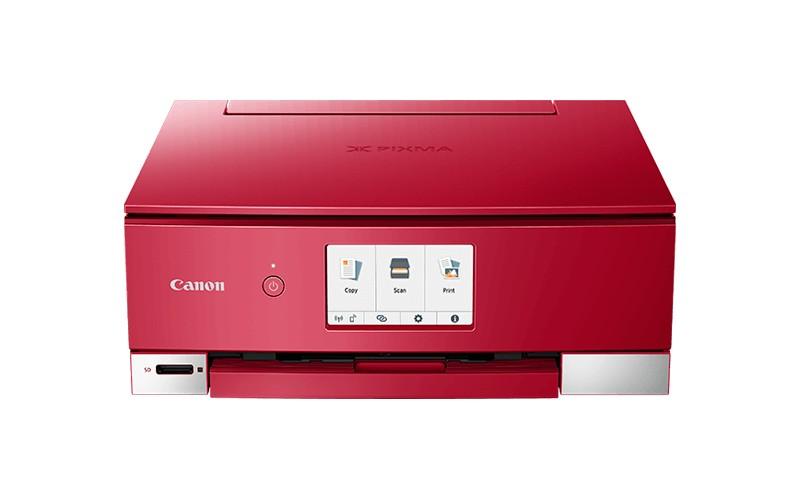 Canon Pixma TS8351 - Crveni