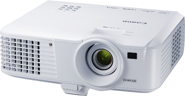 Canon Proj. DLP LV-WX320,3200lm, 1280x800,VGA,HDMI