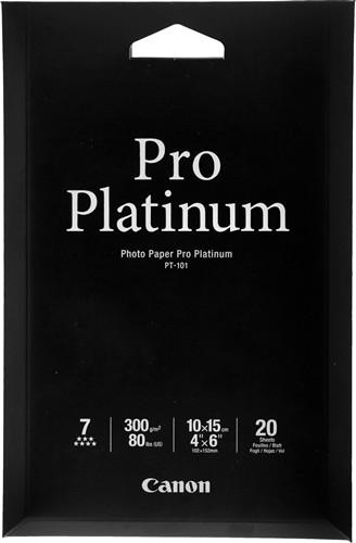 Canon Pro Platinum Pho PT101 10x15 - 20L