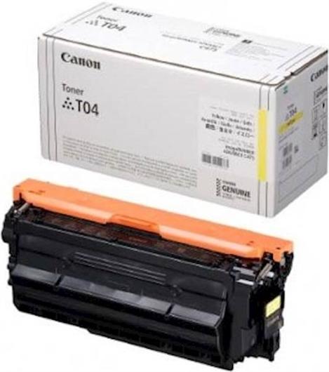 Canon CRG-T04 Yellow