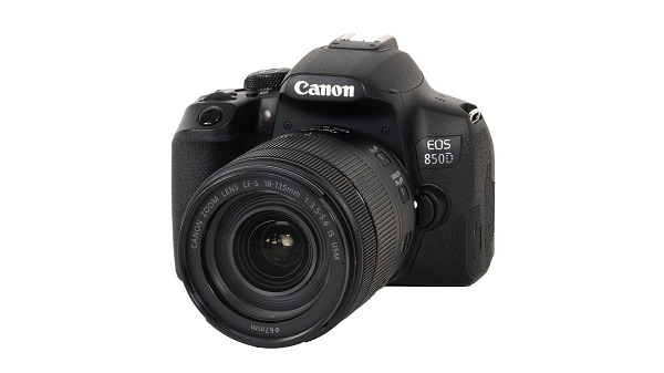 Canon EOS 850d 18-135 IS STM