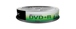 Sony DVD+R, 4,7GB, spindle, 10kom
