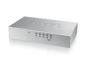ZyXEL ES-105A v3, 5-port Switch, metalno
