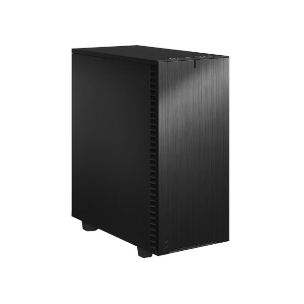 Fractal Define 7 Compact, crno, bez napajanja
