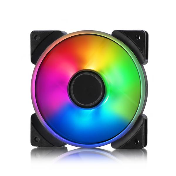 Fractal Prisma AL-12 RGB PWM 120mm ventilator