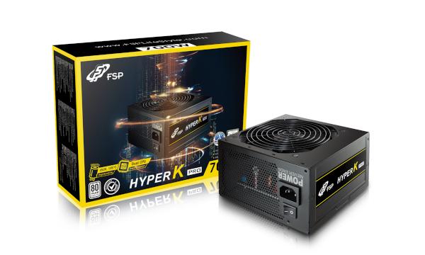 Fortron napajanje Hyper K PRO 700W, 85% efikasnost
