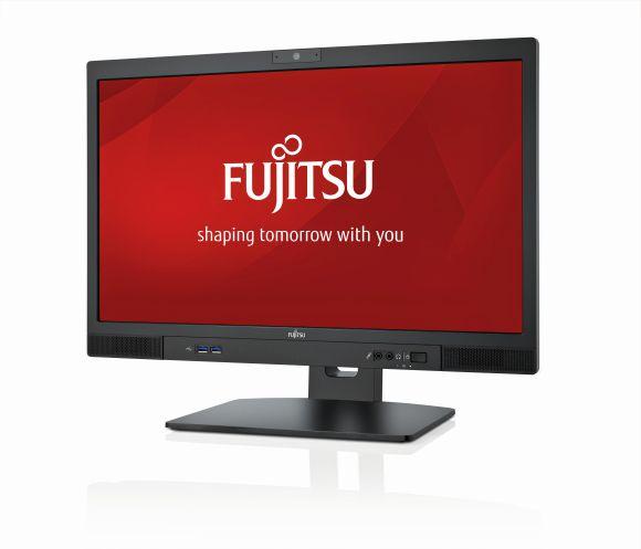 """Fujitsu K558 i5/16GB/256GB/24"""" FHD/tip+m/W10P/3y"""