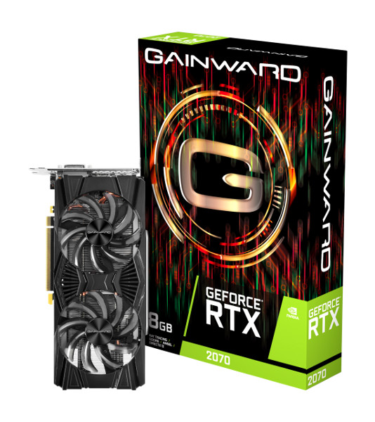 Gainward GF RTX2070 Twin, 8GB