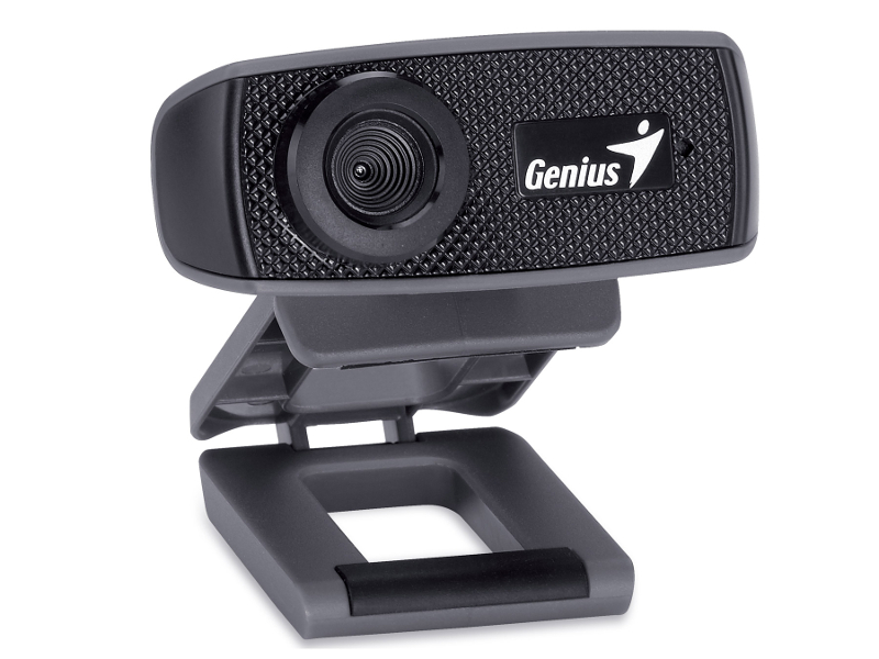 Genius FaceCam 1000X v2, 720p HD kamera