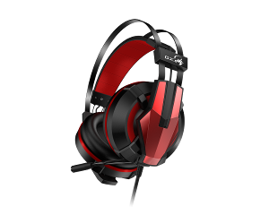 Genius HS-G710V, 7.1, gaming slušalice, crne