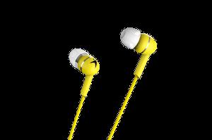 Genius HS-M300, in-ear slušalice, žute