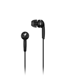 Genius HS-M320, in-ear slušalice, crne
