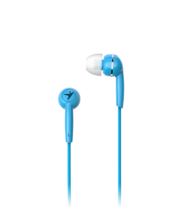 Genius HS-M320, in-ear slušalice, plave