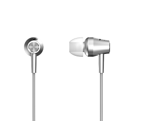 Genius HS-M360, in-ear slušalice, 3,5mm, srebrne