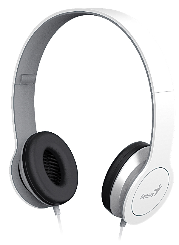Genius HS-M430W,White Adjustable,bijele
