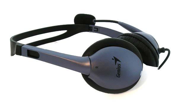 Genius HS-04S set, slušalice i mikrofon