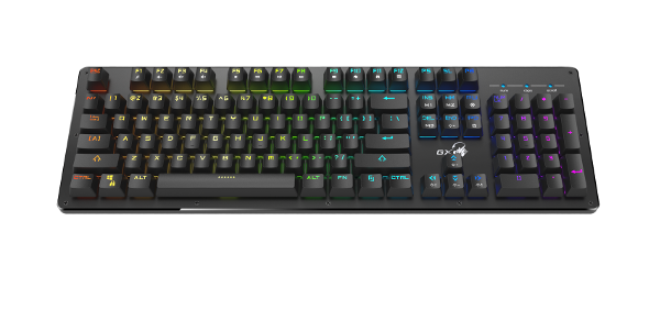 Genius Gaming Scorpion K10, USB, LED osvjetljenje