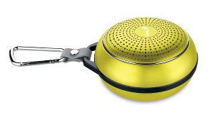 Genius bluetooth zvučnici SP-906BT, zlatni