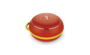Genius zvučnik SP-906BT, Bluetooth + 3,5mm, crvena