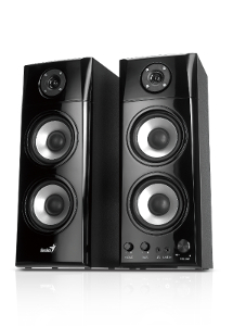 Genius zvučnici SP-HF1800A II, 50W, drveni