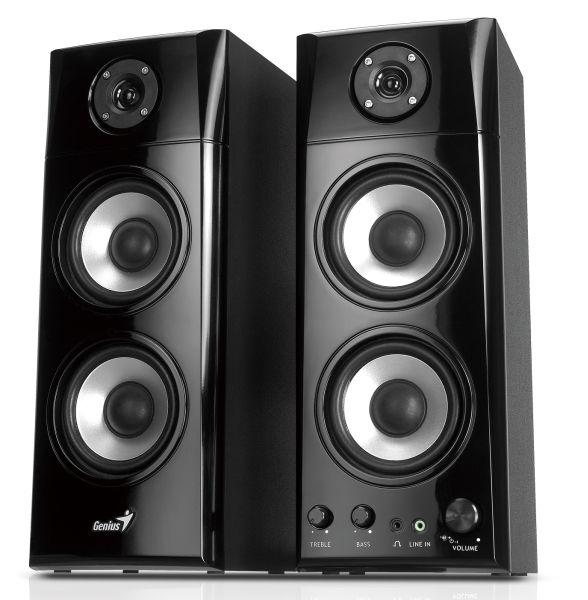 Genius zvučnici SP-HF 1800A, drveni, 50W