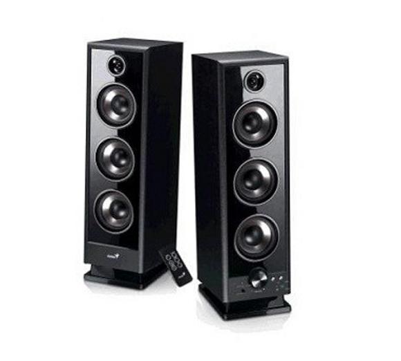 Genius zvučnici SP-HF2020 V2, 60W, daljinski, crna
