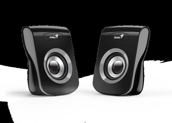 Genius zvučnici SP-Q180, 6W, USB, crni