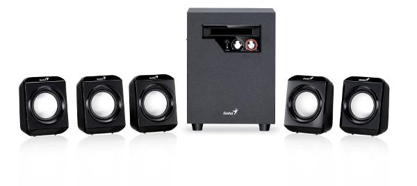 Genius zvučnici SW-5.1 1020 II, 26W