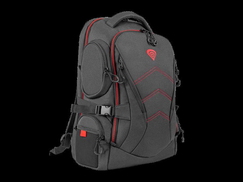 Genesis Pallad 550, ruksak, crna