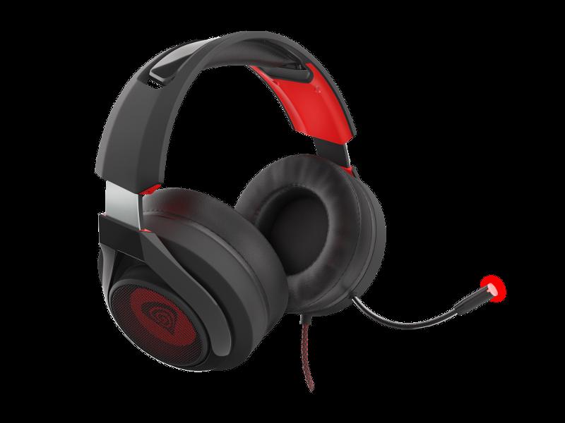 Genesis Radon 610, 7.1 slušalice s mikrofonom, USB