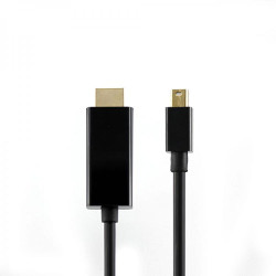 Kabel mini DP/HDMI, 2m