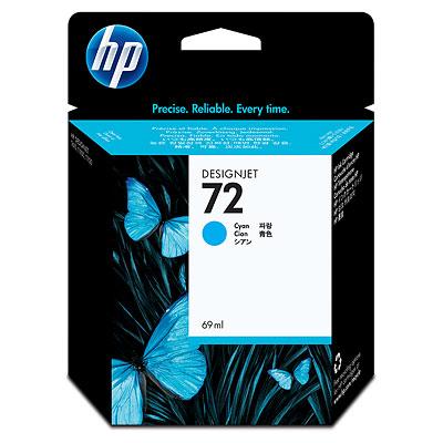 C9398A HP tinta plava, No.72, 69ml