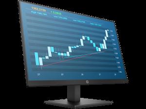 """HP P244 23.8"""" Monitor, 5QG35AA"""