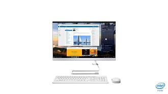 Lenovo AiO A340 i3/8GB/512GB/IntHD/23.8/DOS/bijeli