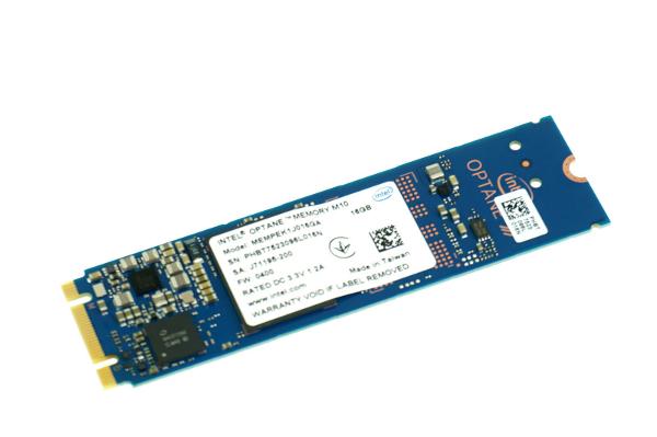 Intel Optane Memory M10, 16GB, 3.3V 1.2A