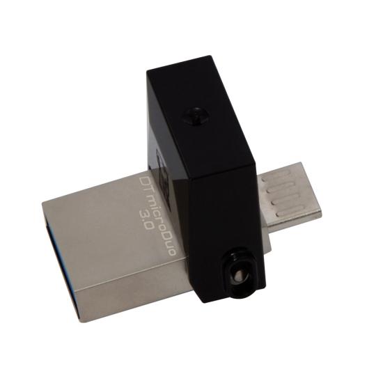 Kingston DT microDUO 3, 64GB, OTG, USB3.0/microUSB