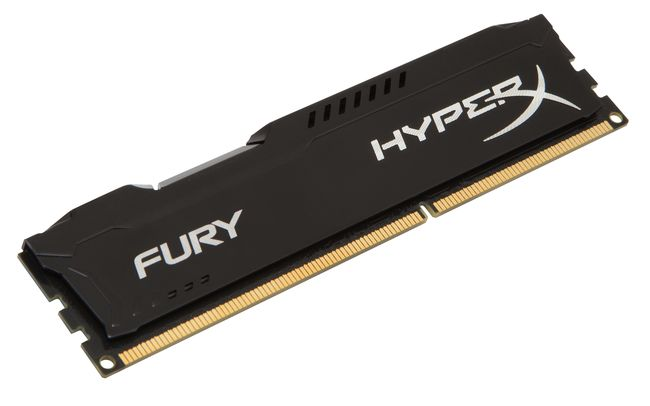 Kingston DDR3 HyperX Fury, 1866MHz, 8GB Black
