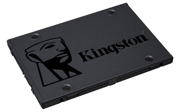 Kingston SSD A400, R500/W450,120GB, 7mm, 2.5""