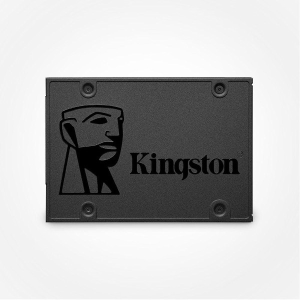 Kingston SSD A400, R500/W450,480GB, 7mm, 2.5""