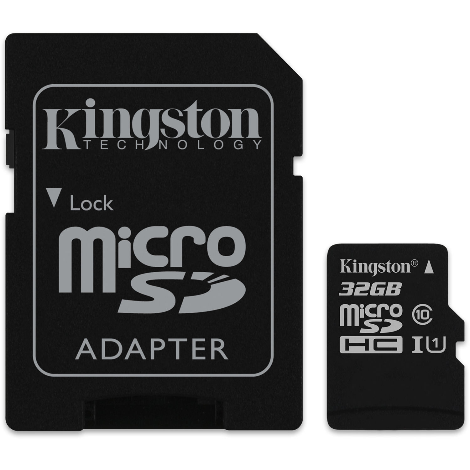 Kingston microSDXC, Canvas, Class10, 32GB