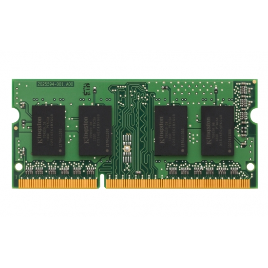 Kingston DDR3 1333MHz, CL9, SODIMM, 8GB