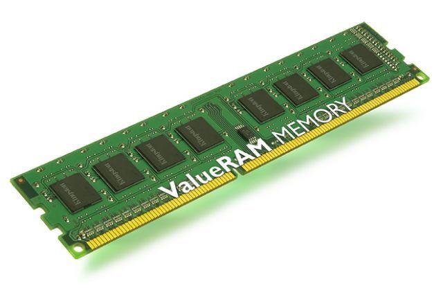 Kingston DDR3 1600MHz, CL11, SR, 4GB
