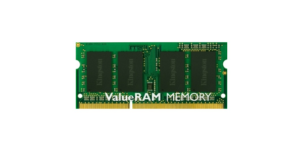 Kingston DDR3 1600MHz, CL11, SODIMM, SR, 4GB