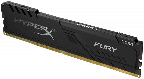 Kingston DDR4 HX Fury, 16GB, 3200MHz