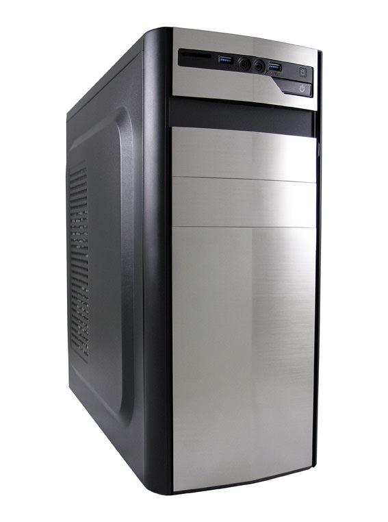 LC-Power LC-7017s, crno bez napajanja  ATX