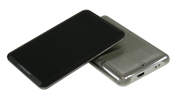 "LC-Power LC-25BU3, 2,5"", USB 3.0, Sata III"